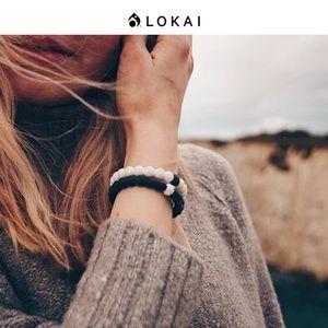 Lokai Jewelry - Lokai Bracelets Black & White Set